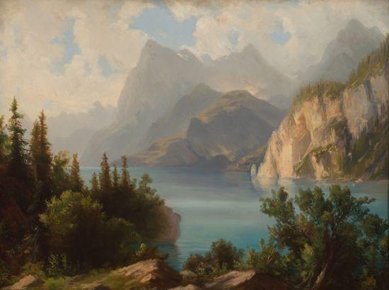 Paysages en dialogue Art, nature et société en Suisse 1850 – 1920