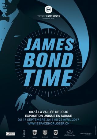 JAMES BOND TIME