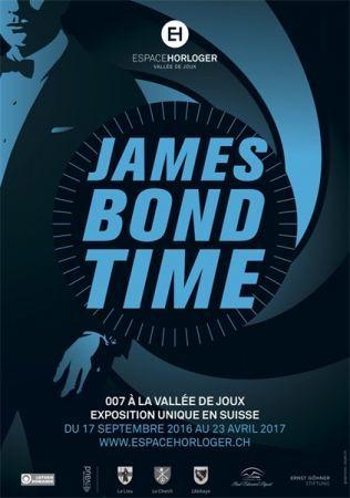 JAMES BOND TIME
