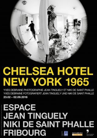 Chelsea Hotel: New York 1965