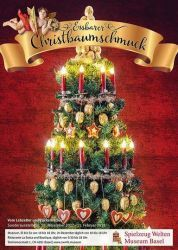 """Edible"" Christmas tree decorations"