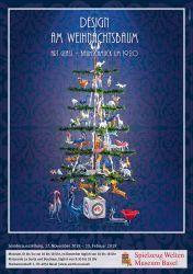Design am Weihnachtsbaum