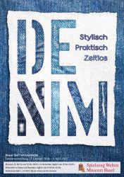 Denim – una moda elegante, pratica e intramontabile - Il tessuto blu che ha fatto storia
