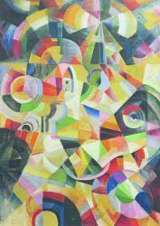 Johannes Itten. Utopies du Bauhaus et documents de réalité