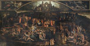 Der Weg zum Glück. Die Berner Kebes-Tafel und die Bilderwelten des Barock