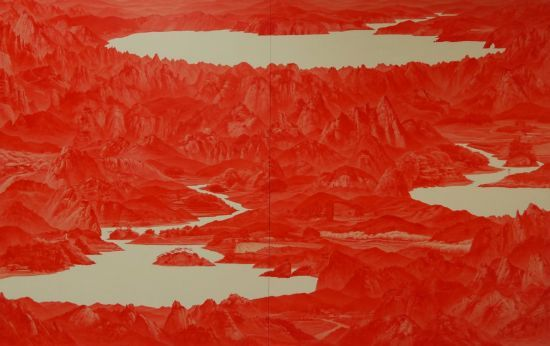 Border Crossings: North and South Korean Art from the Sigg Collection