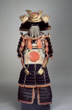 The Samurai Legend. The Ann and Gabriel Barbier-Mueller Collection, with weapons from the BHM