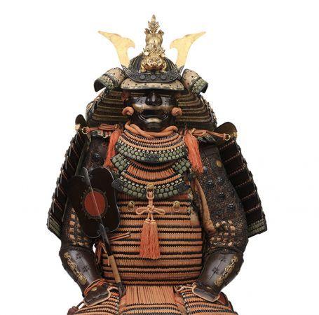 Le mythe du samouraï. La collection Ann et Gabriel Barbier-Mueller