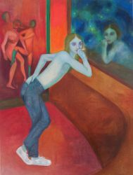JILL MULLEADY – Angst vor Angst