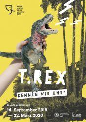 T. rex – Kennen wir uns?
