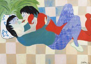 Cathy Josefowitz: The Thinking Body & Inka ter Haar: Love