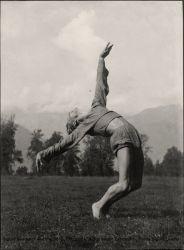 SIGURD LEEDER - Spuren des Tanzes