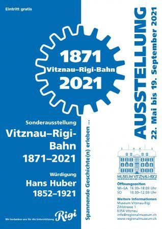 Vitznau–Rigi-Bahn 1871–2021
