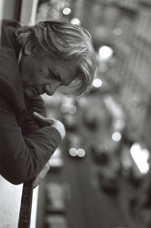 Arm in Arm mit der bildenden Kunst - Der Schriftsteller Paul Nizon