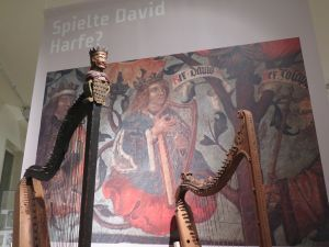 Davids Harfe - Musikinstrumente der Psalmen