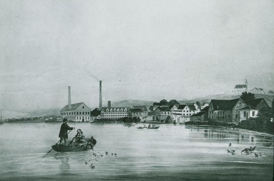 200 Jahre Chemiewerkplatz Uetikon