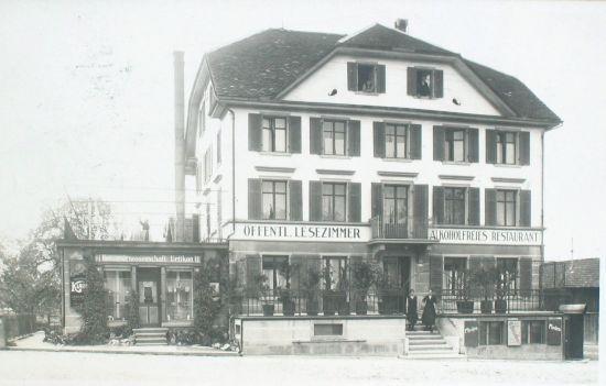 100 Jahre Bibliothek Uetikon