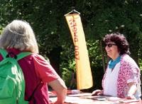 Freiwillige und Ehrenamtliche