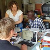 Séjour d'études en Suisse d\'un professionnel de musées sénégalais
