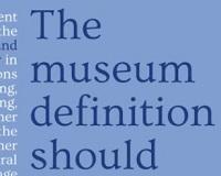 Nouvelle définition du musée