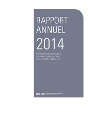 Rapport annuel 2014 ICOM Suisse