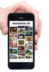Applicazione mobile museums.ch