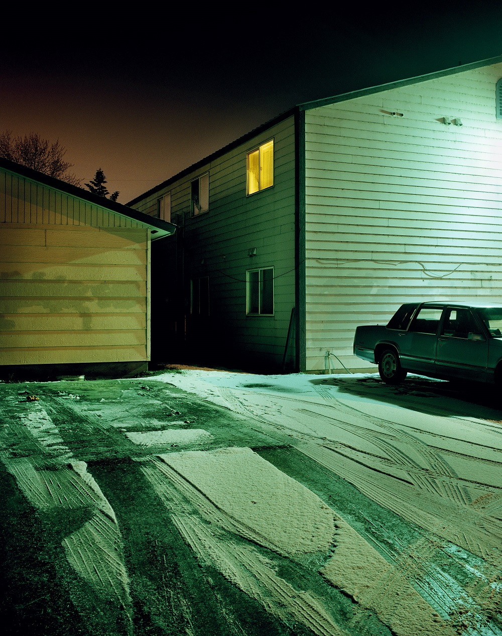 Todd Hido In the Vicinity of Narrative