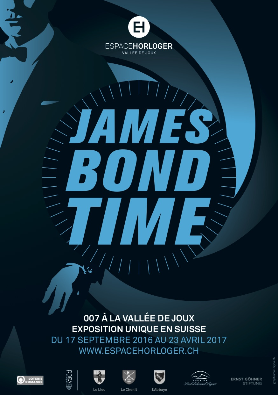 James Bond Uhren
