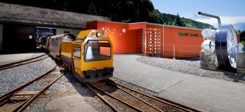 Train des mineurs