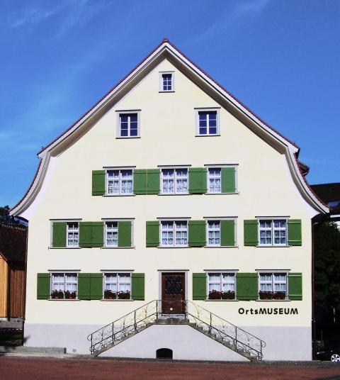 Ortsmuseum Altes Oechsli