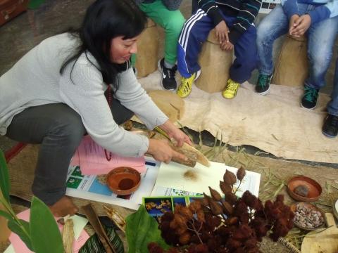 Begegnung mit den Regenwaldindianern - Indigenes Wissen