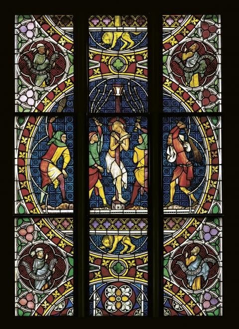 Höhepunkte europäischer Glasmalerei