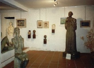 entrata sala Museo