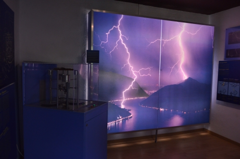 Lightning research centre