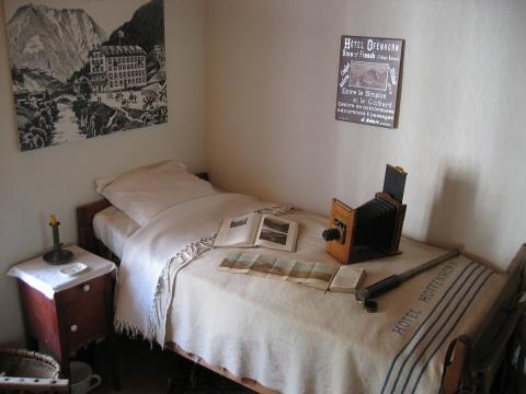 Altes Zimmer Hotel Ofenhorn