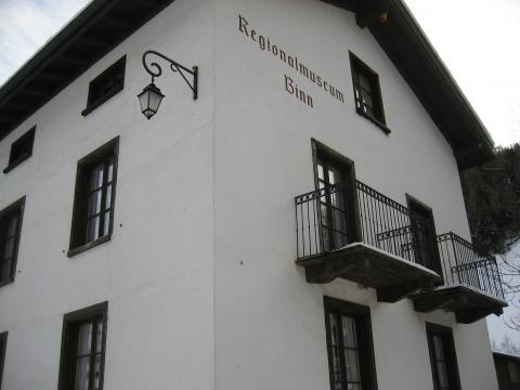 Regionalmuseum Binn