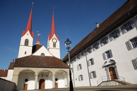 Klosterkirche St. Martin Muri