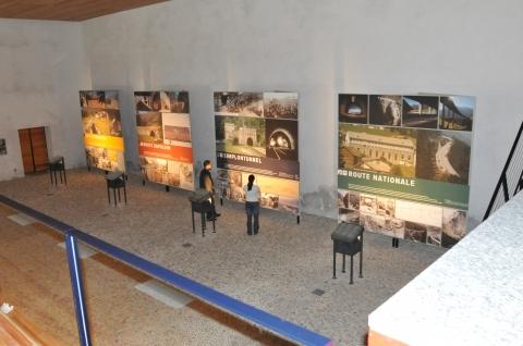 Ausstellung in der Alten Kaserne