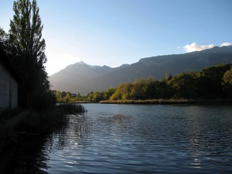 Lac de Montorge et Maison de la Nature