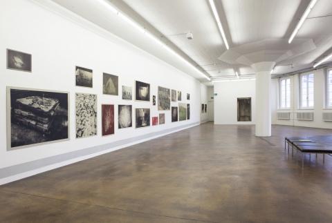 akku Ausstellungsraum (Ausstellung Tatjana Erpen)