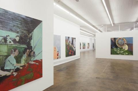 akku Ausstellung Rachel Lumsden