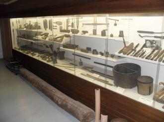 Ausstellungsraum Ortsmuseum Brittnau