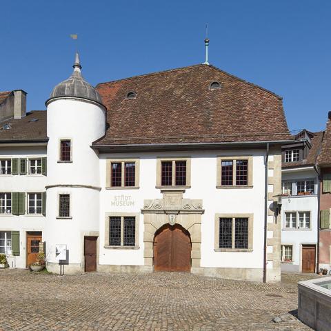 Das Stadtmuseum im Alten Zeughaus von 1673 (Foto: K. Ruoff)