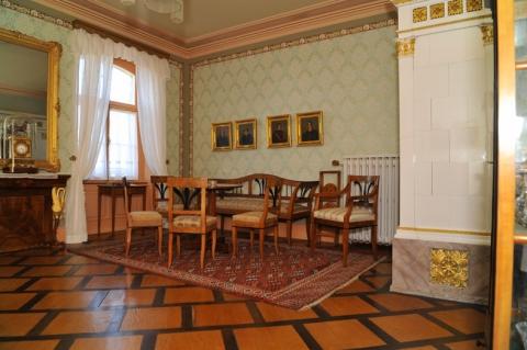 Salon im Wohnmuseum