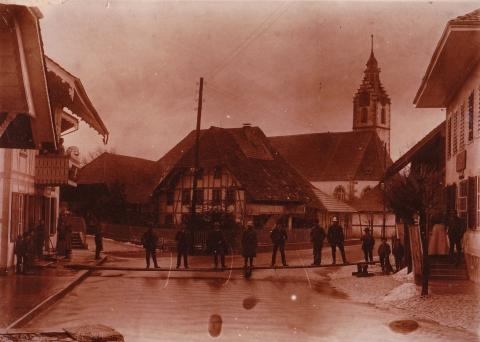 Wagner-Haus um1910