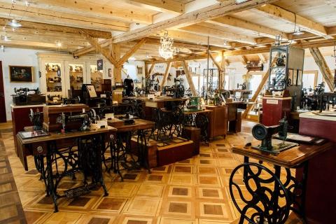 Naehmaschinen-Museum