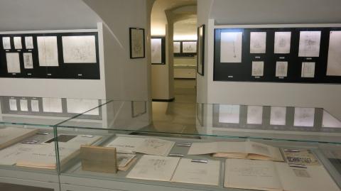 Ausstellung im Gewölbekeller
