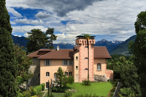 Museo Castello San Materno Ascona