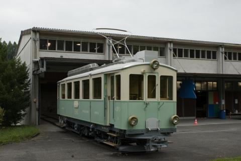 Motorwagen CFe 4/4  (ESZ) 1913.