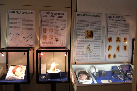 A look in the museum